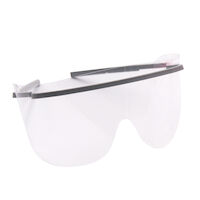 5251024 iWear Disposable Eyewear 10 Frames with Assorted Colors, 10 Clear Lenses,G1010