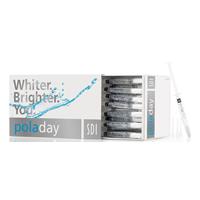 4473224 Pola Day Bulk, Hydrogen Peroxide, 9.5%, 1.3 g, 50/Box, 7700034