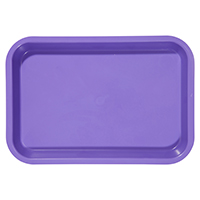 9514524 Mini Trays Vibrant Purple, Mini Tray, 20Z101R