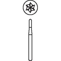 8642144 Midwest Operative Carbides HP (10/Pkg.) Straight Dome End, 1.0, 1157, 10/Pkg., 389356