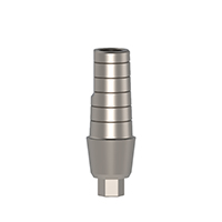 4970244 S-line Cemented Abutments S-line Shoulder, 3 mm, 12 mm, AGM-602-3S