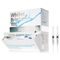 4473244 Pola Day CP Dispenser, Carbamide Peroxide, 35%, 3 g, 50/Box, 7700073