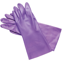 8436744 Lilac Utility PF Gloves Small, Size 7, 3 Pairs, 40-060