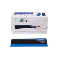 2211054 TrollFoil Double Side, Blue, 100/Pkg., 72075