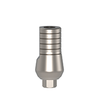 4970254 Cemented Abutments Wide Cementing Post, 10 mm, AGM-110