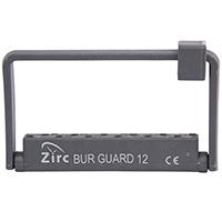 9542164 Tall Bur Guard Gray, 12-Hole, 50Z408I