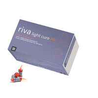 4473164 Riva Light Cure A1, HV Capsule, 50/Box, 8730001