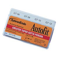 8542364 Autofit Greater Taper  Gutta Percha .04, 50/Pkg., 972-0101