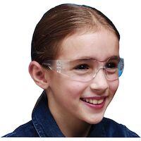 9200864 Econo Wrap Eyewear Mini, Clear Lens, 3607C