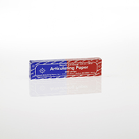 9500074 Articulating Papers Blue/Red, 200/Pkg., BK-80