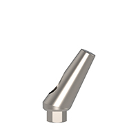 4970274 Angulated Cemented Abutments 25° Standard, 9.5 mm, AGM-103