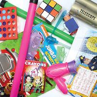 3317774 Treasure Toy Chest Premium Toy Refill, 50/Pkg., D35
