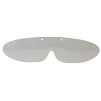 9528874 Googles Eye Shields Lenses, Tinted, 25/pkg, GTDLR25-T