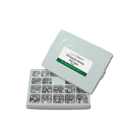 9500684 Aluminum Shells 18, 25/Box