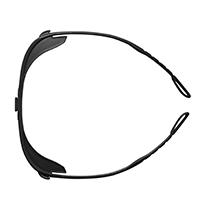 9200984 Dynamic Disposable Eyewear Replacement Frames, Black, 10/Pkg, 3901