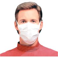 9900194 Procedure Masks Pink, 50/Box, 47095