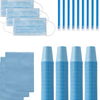 4952294 Monoart 4 Product Kit Lt. Blue Kit, 290171