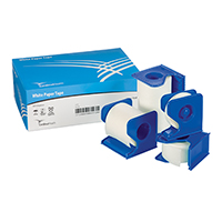 "4931594 Paper Tape 2"" x 10 yd., w/Dispenser, 6/Box"