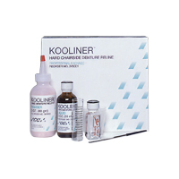 8191305 Kooliner Hard Denture Reline Material Powder Refill, 3 oz., 345002