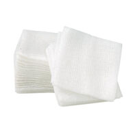 "9509305 Cotton-Filled Gauze Sponges 2"" x 2"", Non-Sterile, 1000/Pkg."