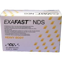 8190215 EXAFAST NDS Heavy Body, 75 ml Cartridge Pack, 137275
