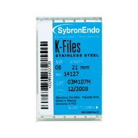 8543415 K-Files #08, 30 mm, 6/Pkg., 14129