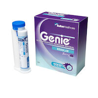 9545125 Genie Rapid Set, Regular Body, Bulk, 50 ml Cartridge, 60/Box, 77700-FG