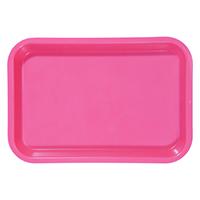 9514525 Mini Trays Vibrant Pink, Mini Tray, 20Z101S