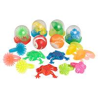 """3310625 Toy Capsules 1"""", Super Mix, 250/Pkg."""