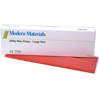 8496135 Modern Materials Utility Strips & Square Ropes Ropes, White, 55/Pkg., 50094491