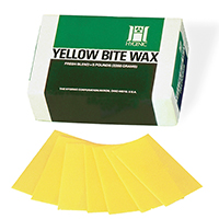 8440435 Hygenic Yellow Bite Wax Yellow, 1 lb., H00807