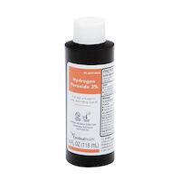 4931535 Hydrogen Peroxide 4 oz.