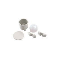 9334535 Spare Parts Vacuum Canister Kit, Gray, 5860