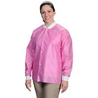 9510635 Extra Safe Jackets Large, Raspberry, 10/Pkg, 3630RBL