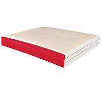 """9516635 Mixing Pads Parchment, 4"""" x 5"""", 100 Sheets x 3/Pkg"""