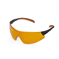 4952245 Monoart Protective Glasses Evolution, Orange, 261102