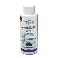 9503545 SmearOff 2 in1 SmearOFF, 4 oz Bottle, 317112