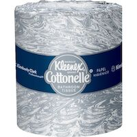 3430745 Kleenex Cottonelle White, 451 Sheets/Roll, 60 Rolls/Case, 17713