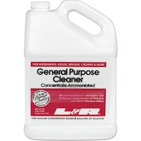 8570745 Ultrasonic Solution Concentrates & Cleaning Powders General Purpose, Gallon, 226