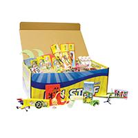 3310845 Treasure Toy Chest Supreme Chest w/144 Toys, TC24