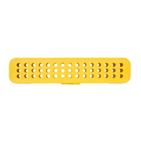 9538845 Compact Steri-Container Vibrant Yellow, Container, 50Z905O