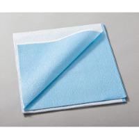 """9529055 Drapes 40"""" x 48"""", Heavier Tissue, Blue, 100/Pkg., 980924"""