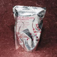 8190355 Coe Alginate Fast Set, Wild Cherry, 1 lb., 121101