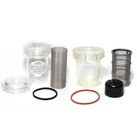 9460355 Disposable Solids Collector Replacement Kit  Replacement Kit for VacStar 50 & 80,8/Pkg. ,55094C