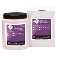 9540455 Excel Formula Heat Cure Denture Powder, Dk. Veined-Meharry, 2.2 lb., 10215