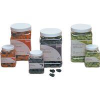 8132765 Megalloy EZ 3 Spill, 800 mg, Lime Green, 250/Pkg, 603016