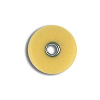 "8673075 Sof-Lex Contouring and Polishing System SuperFine, 3/8"" Diameter, Yellow, 85/Pkg., 2381SF"