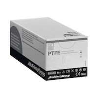 "5251775 PTFE Sutures 5-0 PTFE, White, 18"" C-17 3/8 Circle RC, 12/Box, PSNPTFE9"