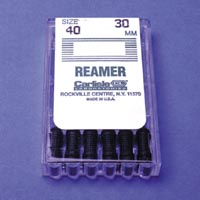 9512775 Reamers With Silicone Stops 21 mm, 8, Reamers, 6/Pkg.