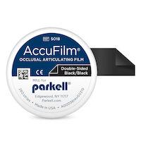 "8750185 AccuFilm II Black/Black, 3 1/2""L x 7/8"" W, 280/Pkg, S018"